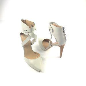 Joes Jeans Women's Silver High Heels